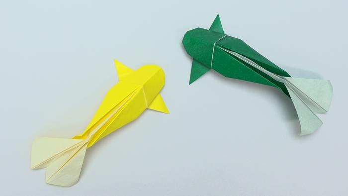 動物 リアル 立体 折り紙