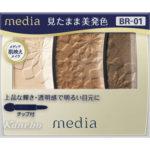 メディア/グラデカラーアイシャドウ BR-01
