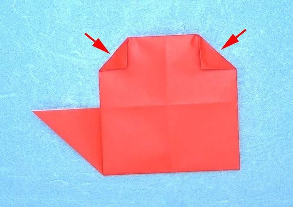 プリンセス ツムツム 方 折り紙 折り