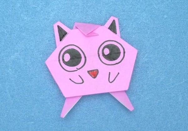 折り紙 ポケモン 簡単