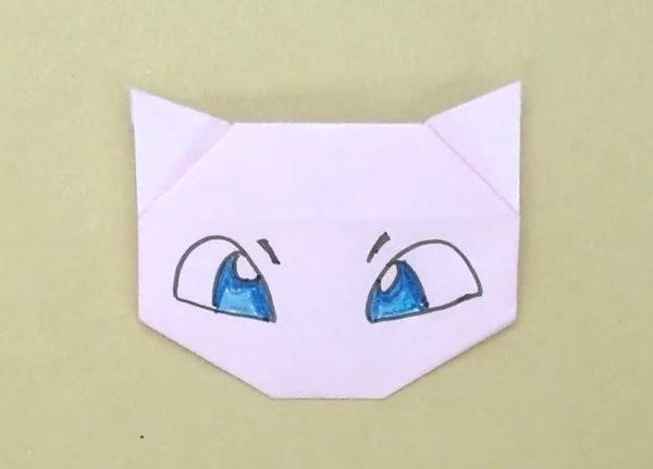 ポケモン 折り紙