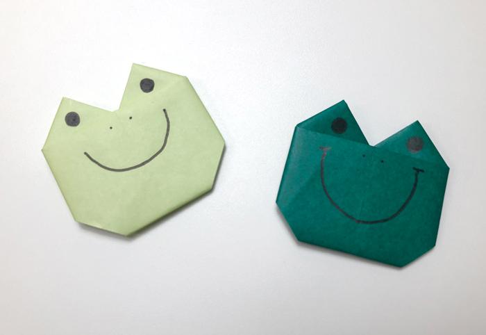 簡単 子ども 折り紙 恐竜
