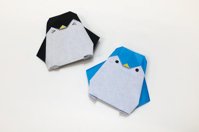 折り紙 立体 動物