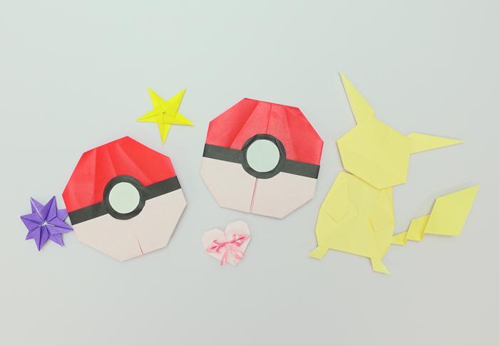 折り紙 ポケモン